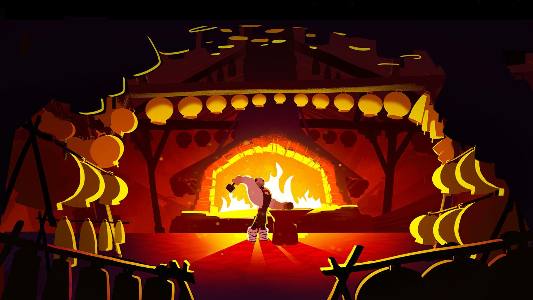 Animation - Legend of the First Kuker Warrior (Short Film)